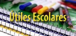 Ver útiles escolares 2015